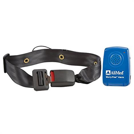 AliMed Buckled Seatbelt with Alarm,Buckled Seatbelt with Voice Alarm,Each,2040