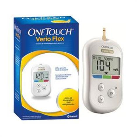 Lifescan OneTouch Verio Flex Monitoring System, Monitoring System,Each,2319402