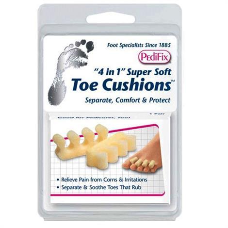 Pedifix 4 in 1 Super Soft Pedi Toe Cushion,Toe Cushion,Each,P83/24