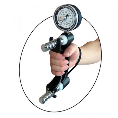 B&L Precision Hydraulic Hand Dynamometer,Hand Dynamometer,Each,BL5001