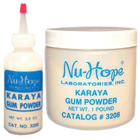 Nu-Hope Karaya Gum Powder,16oz,Tub,Each,3208