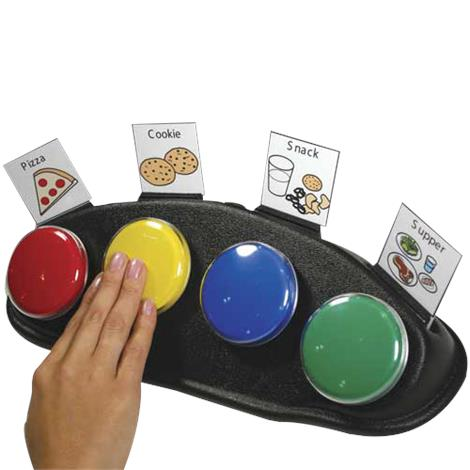 Talkable IV Communicator,With 12-Levels,Each,2403