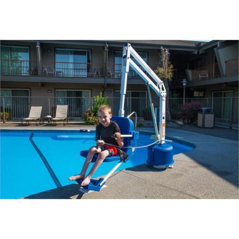 Aqua Creek Scout Pool Lift Anchor,ADA Fix Kit,(2nd Anchor),Scout,Revolution and Titan,Each,F-840SDS