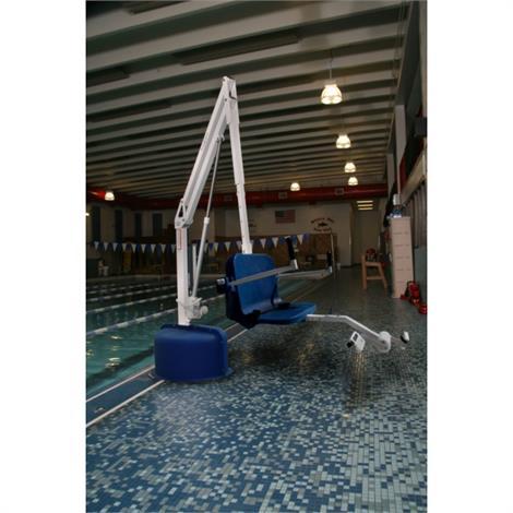 Aqua Creek Revolution Pool Lift Anchor,Anchor Kit,Standard,Each,F-710RLA