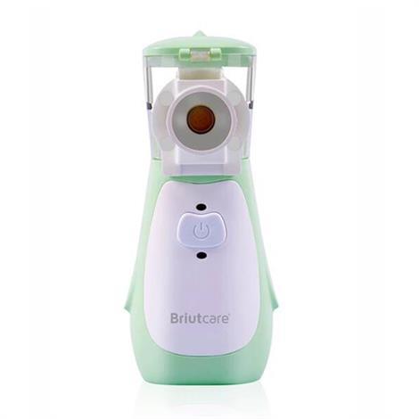 Briutcare Intelligent Mesh Nebulizer,Green,Each,BCN18G