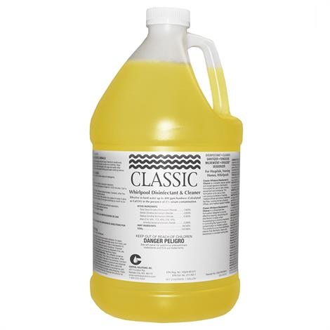 Classic Whirlpool Disinfectant Cleaner,1 Gallon,Each,#847102015330