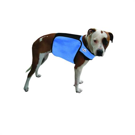 TechNiche Coolpax Phase Change Cooling Dog Coats,0,Each,8626