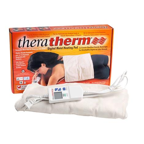 """Chattanooga Theratherm Replacement Flannel Covers,14""""L x 14""""W (36cm x 36cm),Medium,Each,13331"""