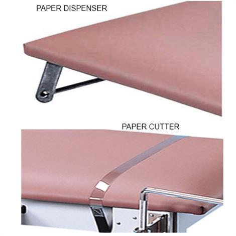 Hausmann Paper Dispenser And Cutter Combo Set,Paper Dispenser/Cutter,Each,27
