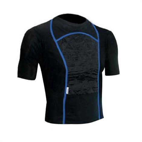 TechNiche HyperKewl Evaporative Cooling KewlShirt T-Shirt,2X-Large,Each,6202