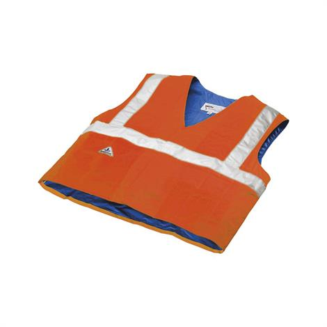 Techniche Hyperkewl Evaporative Traffic Safety Cooling Vest