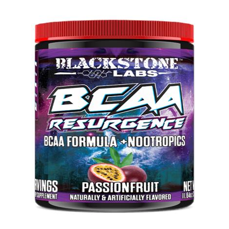 Blackstone Labs BCAA Resurgence Dietary,330 gm,Fruit Punch,Each,3900050
