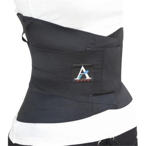 ALPS Polyester And Latex Back Support,Large,Each,BB08