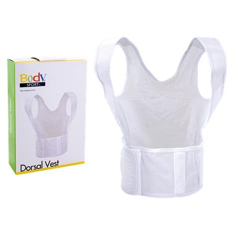 "BodySport Dorsal Vest,Large,36"" to 42"",Each,ZRB128LRG"