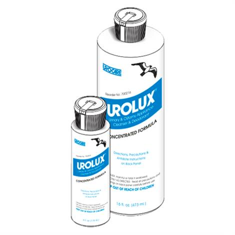 Urocare Urolux Urinary And Ostomy Appliance Cleanser And Deodorant,Small,4oz (118ml),Each,700204