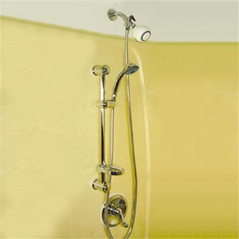 Adjustable Wall Bar Shower Set,Shower Set,Each,16B008