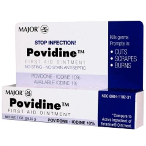 Cardinal Health Povidone Ointment,1 oz,Each,PH1631654