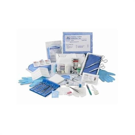 Medical Action One Time Central Line TPN And CVP Tray,TPN and CVP Tray,Each,61249
