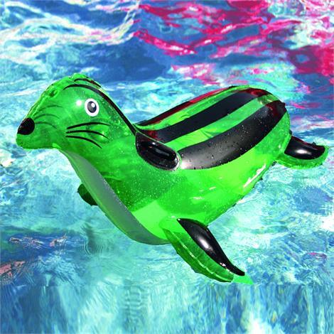 "Sprint Aquatics Seal Rider with Baby,55"" x 27"",Each,SPA1107"
