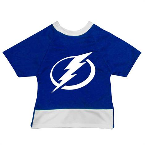 All Star Dogs Tampa Bay Lightning Dog Jersey,Large,Each,#893613103851