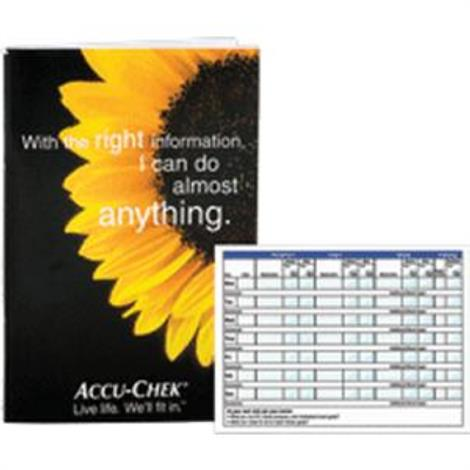 Accu-Chek Advantage Self Test Diary,Self Test Diary,Each,5900504