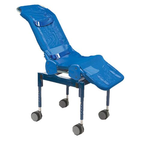 Columbia Elite Rolling Shower Chair,0,Each,0