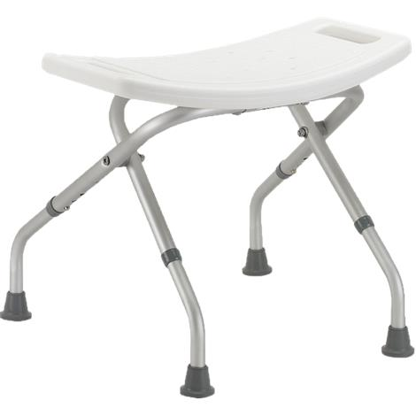Drive Folding Shower Chair,Without Back,Each,12486