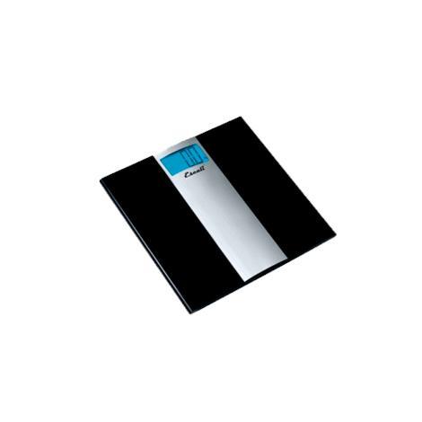 """Escali Ultra Slim Bathroom Scale,12.25"""" X 11.8"""" X 1"""",Each,US180B"""