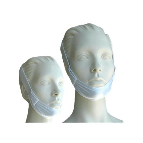 AG Industries Chin Strap For CPAP Mask,Basic,White,Each,302175