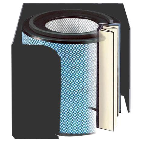 Austin Air HM402 Bedroom Machine Replacement Filter,Black,Each,FR402 AASFR402bk