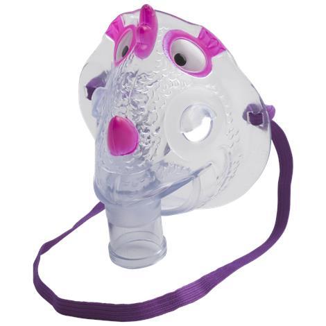 Drive Airial Pediatric Nebulizer Mask,Nic the Dragon Mask,5/Pack,MQ0047