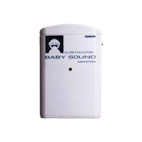 Clarity AlertMaster Sound Monitor Transmitter,Baby Monitor Transmitter,Each,AMBX