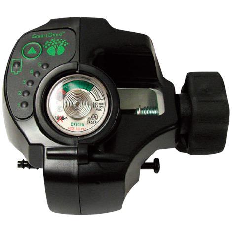 "Drive SmartDose Mini Auto Adjusting Oxygen Conserver,4.2"" x 3"" x 5"",Each,CTOX-MN02"