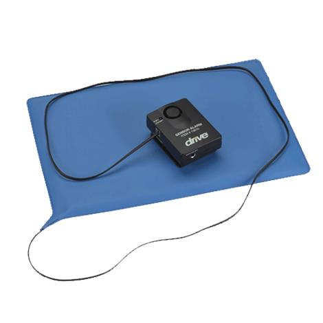 Drive Tamper Proof Pressure Sensitive Chair and Bed Patient Alarm,Standard Bed Alarm,Each,13606