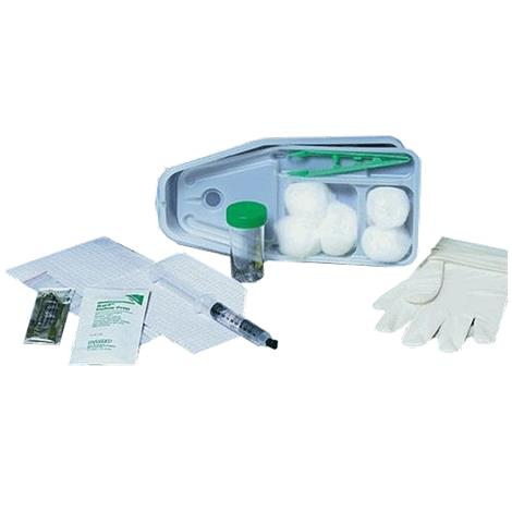 Bard Bi-Level Standard Universal Foley Tray Without Catheter,With 10cc Syringe,Each,792100