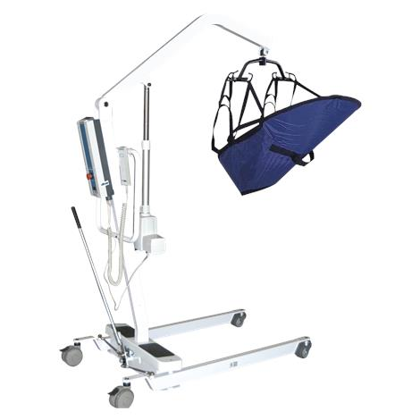 Drive Battery Powered Patient Lift With Six Point Cradle And Wall Mount,Battery Power Patient Lift,Each,13242