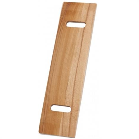 """Graham Field Wood Transfer Board,24""""L x 8""""W,With One Hand Hole,Each,5241-24A-1"""