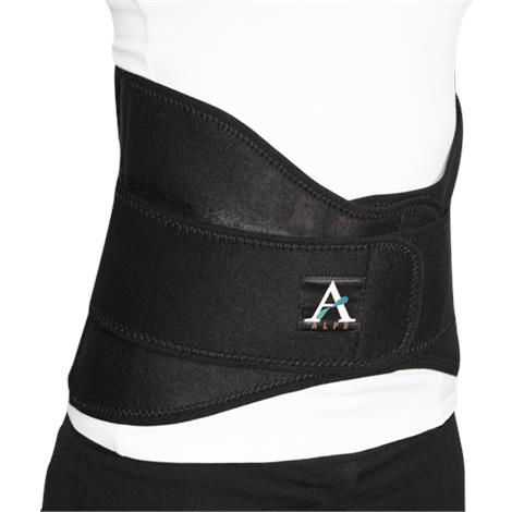 ALPS Neoprene Back Brace,Large,Each,BB04
