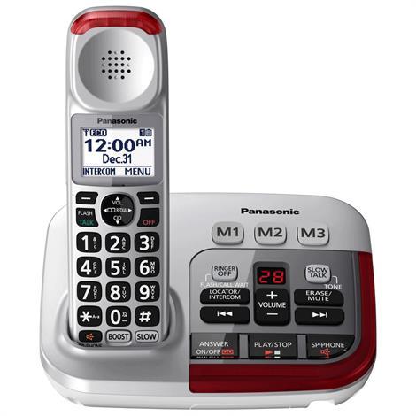 Panasonic KX-TGM450S Amplified Phone,Panasonic Amplified Phone,Each,KXTGM450S