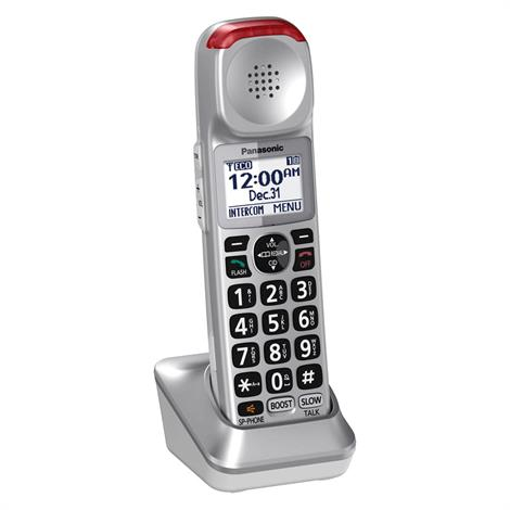 Panasonic KX-TGM45S Expansion Handset Amplified Phone,KX-TGM45S Expansion Handset,Each,HC-KXTGMA45S