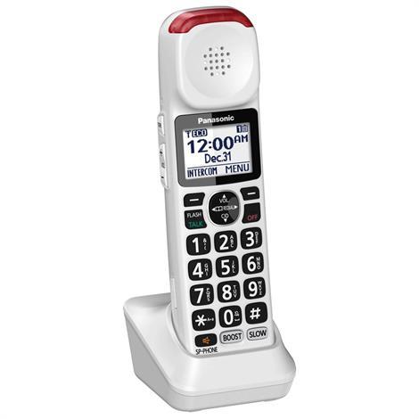 Panasonic KX-TGM420W Amplified Phone,Panasonic KX-TGM420W Amplified Phone,Each,HC-KXTGM420W