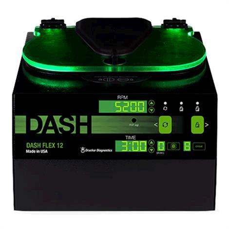 DASH Flex 12 Programmable STAT Centrifuge,DASH Flex STAT Centrifuge,Each,QBC183009000