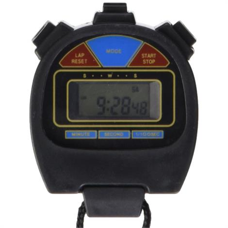 Jamar Economy Stopwatch,Replacement Battery,Each,81296433