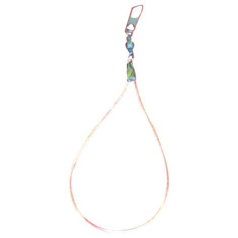 Kinsman Clear Zipper Pull,Zipper Pull,Each,81510593