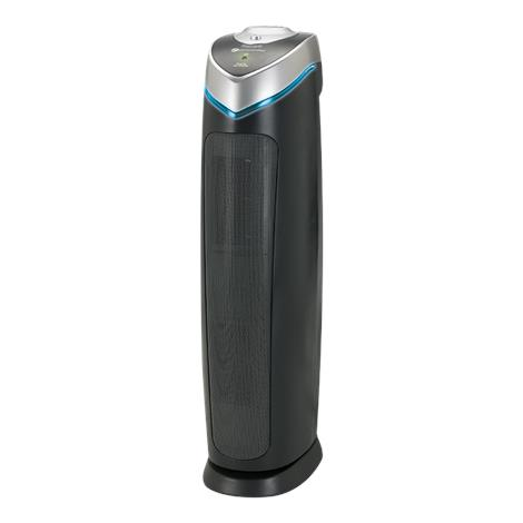 "Germ Guardian Tower UV-C Three-In-One True HEPA Air Cleaning System,28""H x 10.25""W x 7""D,Each,AC5000 GUTAC5000"