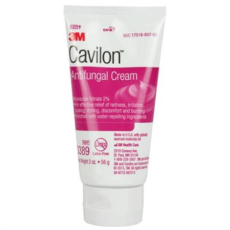 3M Cavilon Cream,2 Oz (56gm),Tube,24/Case,3389