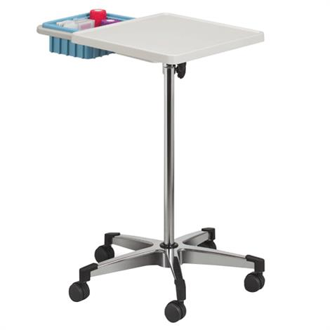 Clinton Mobile Phlebotomy Work Station with Bin,Phlebotomy Work Station with Bin,Each,6900-B