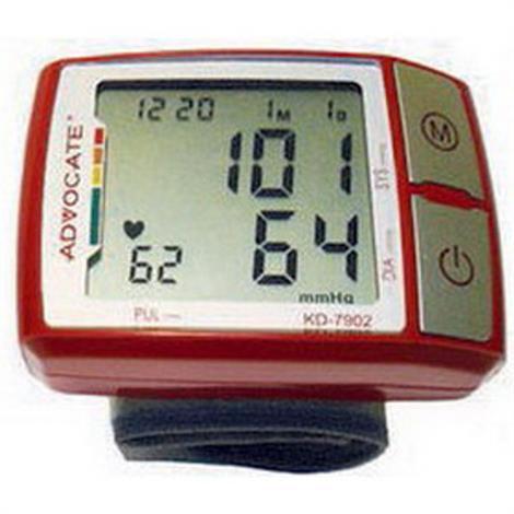 Pharma Supply Wrist Pressure Monitor, Pressure Monitor,Each,404