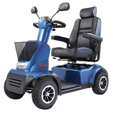 Afiscooter Breeze C4 Mid Size 4 Wheel Scooter,0,Each,0
