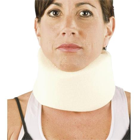 AT Surgical 6000 Series 2.5 Inches Tall Unisex Foam Cervical Collar,Large,Each,6001